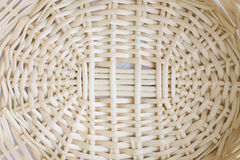 Basket weaving pattern. Symmetry gray background yexture Royalty Free Stock Photos