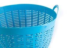 Basket on white Stock Image