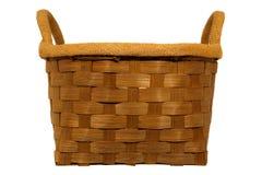 basket wicker στοκ εικόνα με δικαίωμα ελεύθερης χρήσης