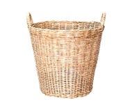 Basket wicker Stock Image