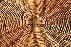 Basket wicker is Thai handmade. it is woven bamboo texture for background and design. Traditional Thai woven straw texture. Design, detail, furniture, hand stock photography