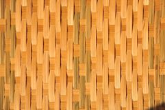 Basket wicker is Thai handmade. it is woven bamboo texture for background and design. Traditional Thai woven straw texture. Design, detail, furniture, hand royalty free stock photos