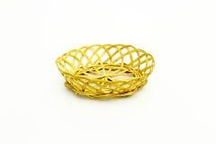 Basket wum royalty free stock image