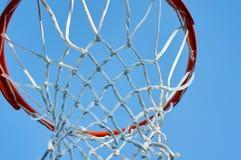 Basketall hoop- Stock Image