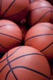Basketbälle Lizenzfreies Stockfoto