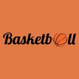 Basketbakgrund Royaltyfri Fotografi