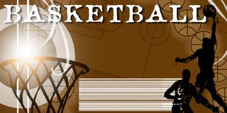 Basketbal Stock Fotografie