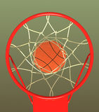 Basketbal Vector Illustratie
