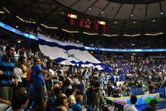 Basketbalgebläse Lizenzfreie Stockfotos
