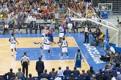 Basketbalgelijke Stock Afbeelding