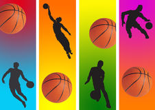 Basketball 001 Stock Image