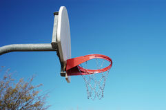 Basketball 1 Stock Image