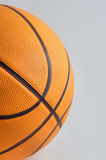 Basketball. An official collegiate size basketball Stock Photography