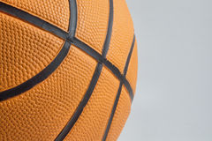 Basketball. An official collegiate size basketball Stock Photo