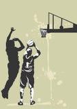 Basketball Lizenzfreies Stockbild