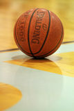 Basketball. Photo of a Spalding Basketball Stock Photography