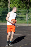 Basketball. Stock Photography