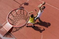 Basketball Stockfoto