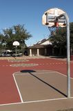 Basketball. Court Royalty Free Stock Image