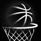 Basketball, Stockbild