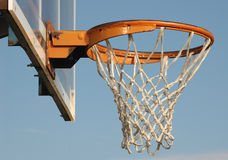 Basketball Stockbild