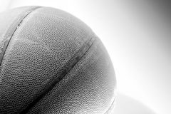 Basketball. Isolated on white background Royalty Free Stock Images
