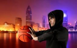 basketball Στοκ εικόνα με δικαίωμα ελεύθερης χρήσης
