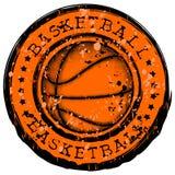 Basketball lizenzfreie abbildung