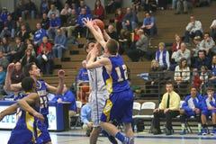 Basketball Action Stock Image