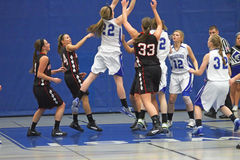 Basketball Action Stock Images