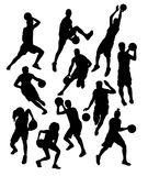 Basketball Activity and Action Stock Images