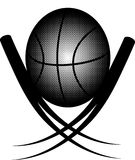 Trophy Basketball Royalty Free Stock Photos