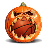 Basketball Autumn Royalty Free Stock Image