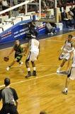 Basketball, Aymeric Jeanneau Stockbilder