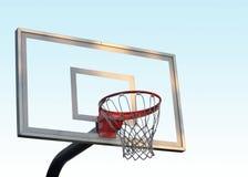 Basketball Backboard Stock Image
