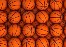 Basketball background Stock Image