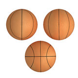 Basketball background of 3d Royalty Free Stock Photography