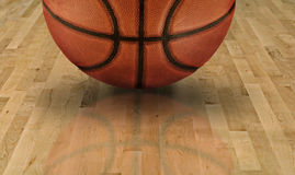 Basketball Background Royalty Free Stock Photos
