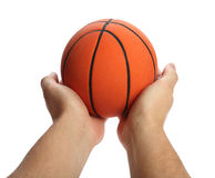 Basketball ball Stock Photos