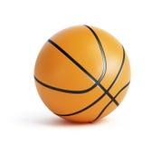 Basketball ball 2012. Basketball ball on a white background Stock Photography