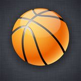 Basketball ball. Stock Photo