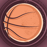 Basketball ball. Stock Photography