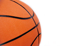 Basketball ball. royalty free stock photo