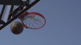 Basketball stock video