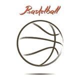 Basketball ball icon Stock Photo