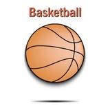 Basketball ball icon Stock Image