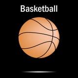 Basketball ball icon Royalty Free Stock Photo
