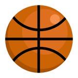 Basketball ball icon, vector illustration Stock Photo