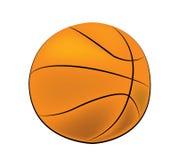 Basketball ball illustration Royalty Free Stock Image