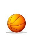 A basketball ball Royalty Free Stock Photography